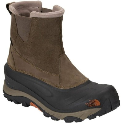 ザ ノースフェイス The North Face メンズ ブーツ シューズ・靴【Chilkat III Pull - On Boot】Mudpack Brown/Bombay Orange