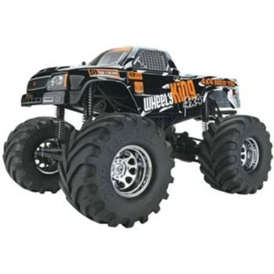HPI Wheely King 4WD RTR Monster Truck w/2.4GHz ラジコン