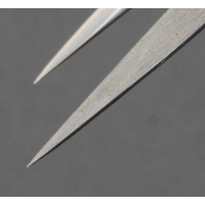 DUMONT(デュモント) 精密ピンセット 先端幅0.1mm 全長115mm