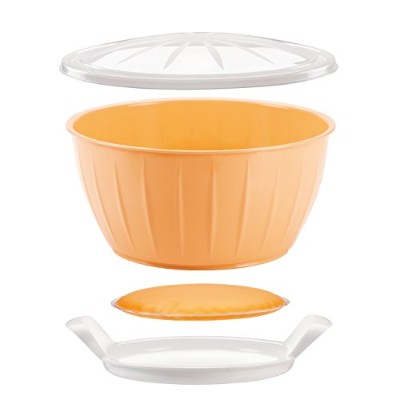"Tescoma Dough-Rising Bowl with Warmer""Delicia"", Assorted, 26 cm"