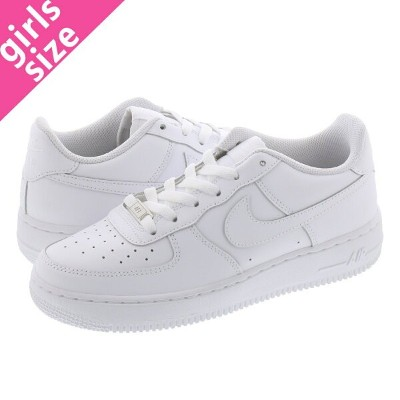NIKE AIR FORCE 1 LOW GS ナイキ エア フォース 1 ロー GS WHITE/WHITE 314192-117