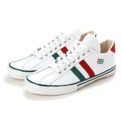 マカロニアン maccheronian 2215L (WHITE/GREEN/RED)