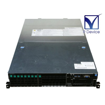 HA8000/RS220 AN GUA220AN-DANANN0 日立製作所 Xeon Processor E5-2620 v3 2.40GHz *2/16GB/HDD非搭載/MegaRAID...