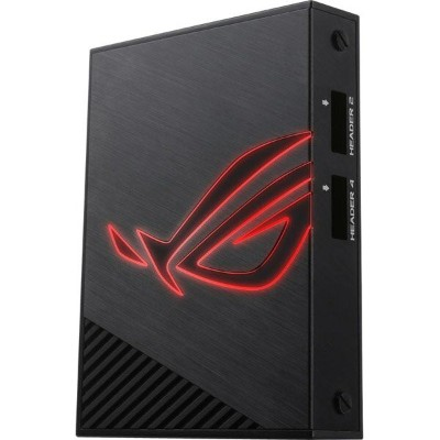 ASUS(エイスース) ASUS Aura Sync/Halo対応のRGB LEDコントロールボックス ROG AURA TERMINAL (ROGAURATERMINAL)