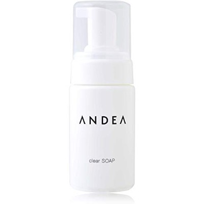 ANDEA デリケートゾーン ソープ 黒ずみ 石鹸 美白 clearSOAP