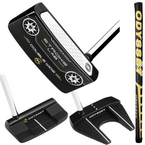 Odyssey Stroke Lab Black Arm Lock Putters【ゴルフ ゴルフクラブ>パター】