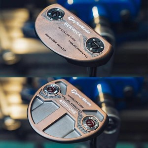TaylorMade TP Patina Milled Tour Proto Putters【ゴルフ ゴルフクラブ>パター】