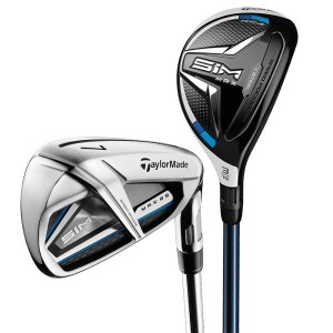 TaylorMade Ladies SIM Max OS Combo Iron Set【ゴルフ レディース>アイアン】