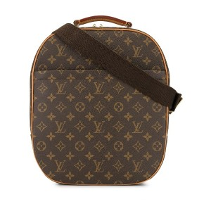 Louis Vuitton Packall モノグラム バックパック - ブラウン