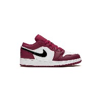 Nike Kids Air Jordan 1 Low GS スニーカー - レッド