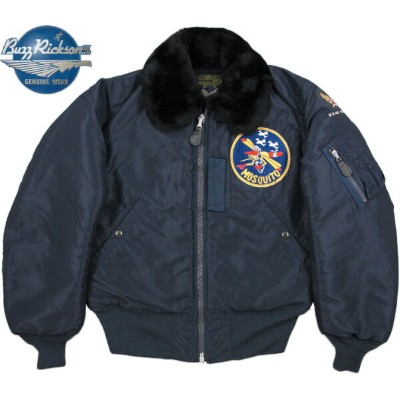 "BUZZ RICKSON'S/バズリクソンズJacket, Flying, Intermediate Type B-15C""B.RICKSON & SONS INC.""6147th Tactical..."