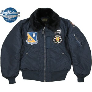BUZZ RICKSON'S/バズリクソンズ Jacket, Flying, Intermediate Type B-15C B.RICKSON & SONS INC. 1951 MODEL...