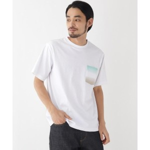 【BASE CONTROL(ベースコントロール)】 タイダイ ポケット 半袖 Tシャツ OUTLET > BASE CONTROL > トップス > Tシャツ ベージュ