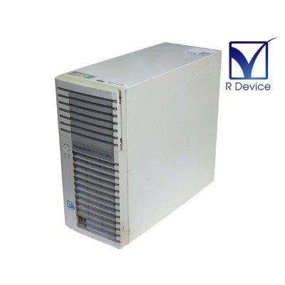 Express5800/GT110b N8100-1594Y NEC Xeon Processor X3430 2.40GHz/1GB/HDD非搭載/DVD-ROM【中古】