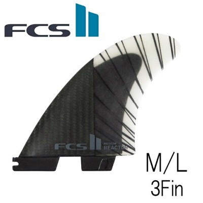 Fcs2 リアクター パフォーマンスコア カーボン モデル 3フィン トライフィン FCS Fin Reactor PerformanceCore Carbon TriFin