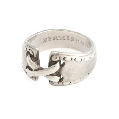 WORLDLY-WISE T HERMES ring ワールドリーワイズ アクセサリー リング シルバー【送料無料】