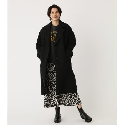 OVER LOOSE CHESTER COAT/アズールバイマウジー
