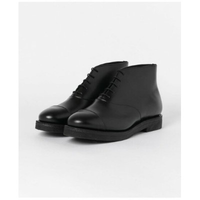 【SALE/50%OFF】URBAN RESEARCH foot the coacher MOLTON BOOTS-CREPE SOLE アーバンリサーチ シューズ ショートブーツ/ブーティー...