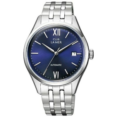 シチズン CITIZEN クラブ・ラ・メール(CLUB LA MER) 「Navy Blue Series Port Cassis Automatic」 BJ6-011-71