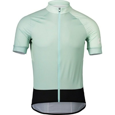 ピーオーシー メンズ サイクリング スポーツ Essential Road Jersey - Men's Apophyllite Multi Green