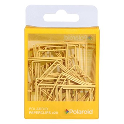Polaroid Shaped Paperclips – ブルー