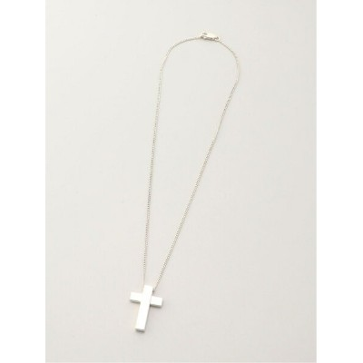 WORLDLY-WISE OLD GUCCI cross charm N/L (K GUCCI cross) ワールドリーワイズ アクセサリー ネックレス シルバー【送料無料】