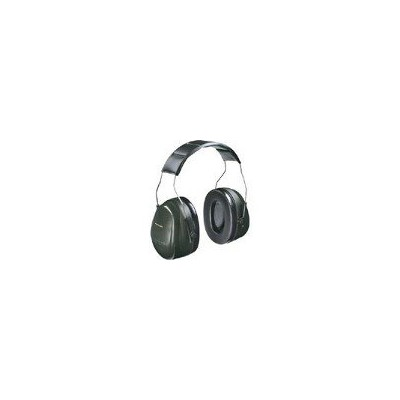 """3M (Formerly Aearo) H7A Peltor Optime 101 Over-The-Head Earmuffs, Plastic, 5.1"""" x 7.4"""" x 3.8"""" 141..."""