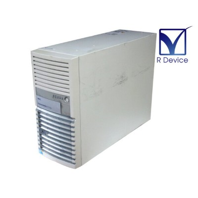 Express5800/T110a N8100-1557 NEC Xeon Processor E3110 3.00GHz/2GB/HDD非搭載/DVD-RW【中古】