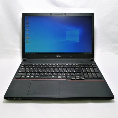 FUJITSU Notebook LIFEBOOK A743 Core i7 8GB 新品HDD1TB テンキーあり 無線LAN Windows10 64bitWPS Office 15.6インチ...