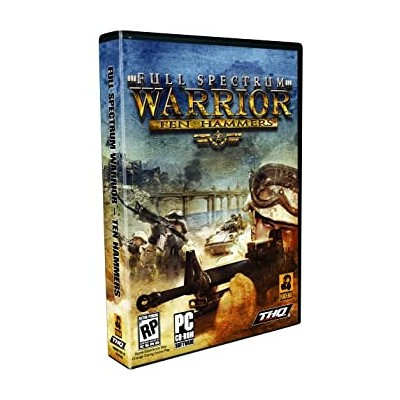 【中古】Full Spectrum Warrior: 10 Hammers (輸入版)