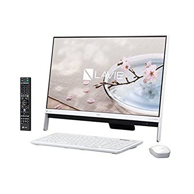 【中古】NEC PC-DA370GAW LAVIE Desk All-in-one