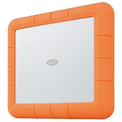 LACIE ポータブルHDD(8TB) Rugged RAID Shuttle STHT8000800 [STHT8000800]
