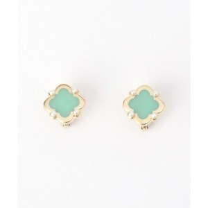 TOCCA CLOVER EARRINGS イヤリング