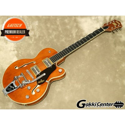 Gretsch G6659T Players Edition Broadkaster Jr. Center Block Single-Cut with String-Thru Bigsby,...