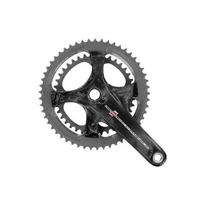 CAMPAGNOLO (カンパニョーロ) RECORD RECORD Carbon 175mm 50x34T 11S レコード クランク クランクセット
