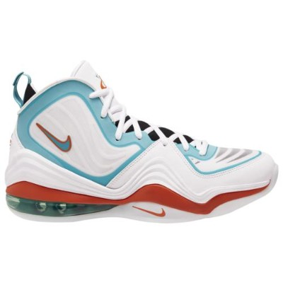 (取寄)ナイキ メンズ シューズ エア ペニー 5 Nike Men's Shoes Air Penny V White Oracle Aqua Alpha Orange
