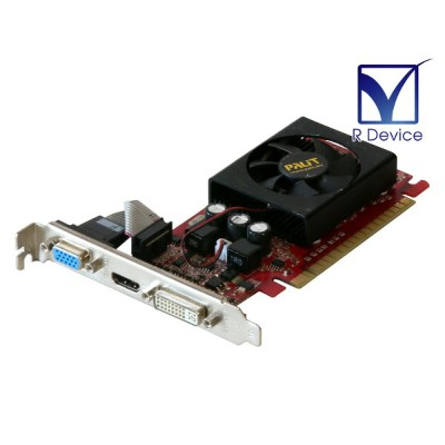 Palit Microsystems GeForce GT 520 1GB D-sub/HDMI/DVI-I PCI Express 2.0 x16 NEAT5200HD06-1190F...