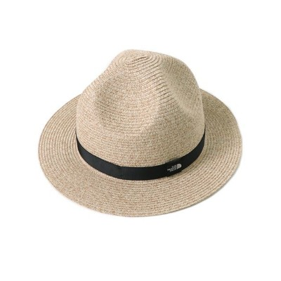 THE NORTH FACE WASHABLE MOUNTAIN BRAID HAT【NN01914-NB-NATURAL】