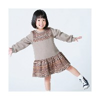 COMME CA ISM (Baby & Kids)/コムサイズム (ベビー&キッズ)  フェアアイル ワンピース(9846ON07) 16【三越伊勢丹/公式】 キッズファッション~~ワンピース