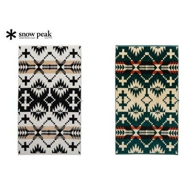 スノーピーク snow peak SP×PENDLETON TOWEL BLANKET