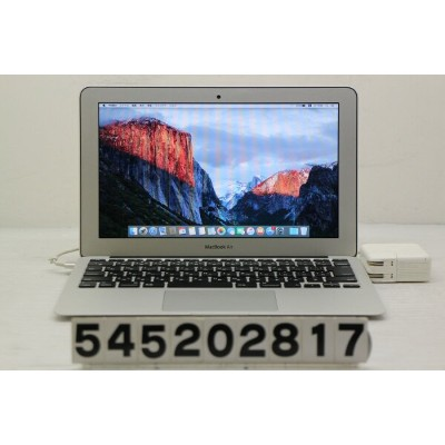 Apple MacBook Air A1465 Mid 2013 MD711J/A Core i5 4250U 1.3GHz/4GB/128GB(SSD)/11.6W/FWXGA(1366x768)...