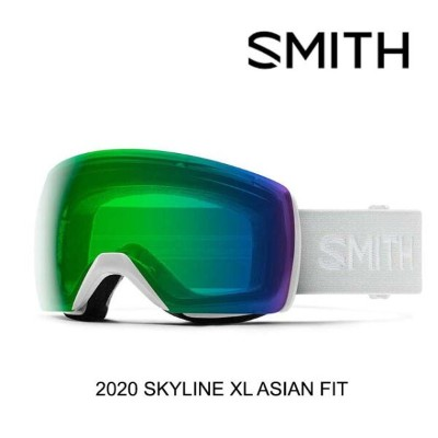 2020 SMITH スミス アイオーマグ S ゴーグル I/O MAG S BLACK /CHROMAPOP SUN PLATINUM MIRROR + STORM ROSE FLASH アジアン...