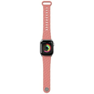LAUT ラウ Apple Watch 1/2/3/4/5 42/44mm BAND LAUT ACTIVE 2.0 CORAL L_AWL_A2_P