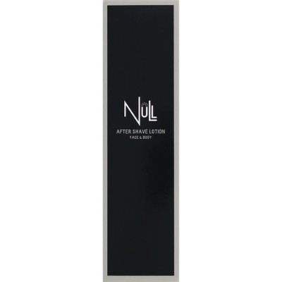 NULL AFTER SHAVE LOTION FACE&BODY 150mL【送料無料】