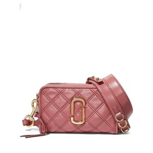 Marc Jacobs The Quilted Softshot バッグ - ピンク