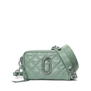 Marc Jacobs The Quilted Softshot バッグ - グリーン