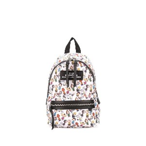 Marc Jacobs The Backpack Peanuts バックパック - ホワイト
