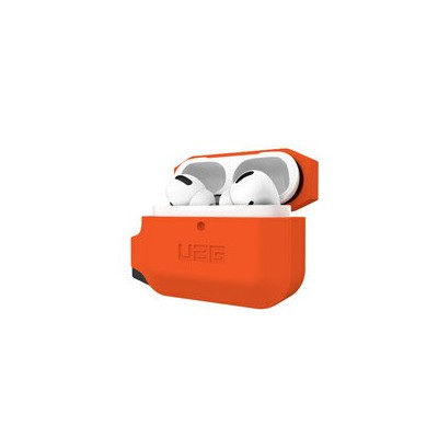 UAG AirPods Pro用 Silicone Case オレンジ UAG-RAPPROS-OR UAGRAPPROSOR