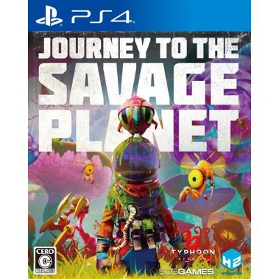 Journey to the savage planet PS4 PLJM-16628