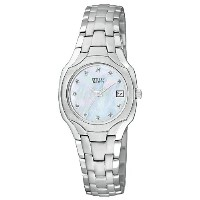 Citizen シチズン レディース腕時計 Women's EW1250-54D Eco Drive Stainless Steel Watch